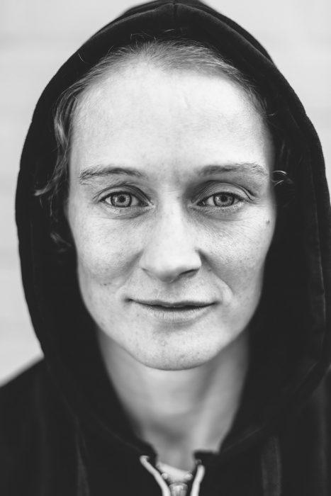 Delfine Persoon portret