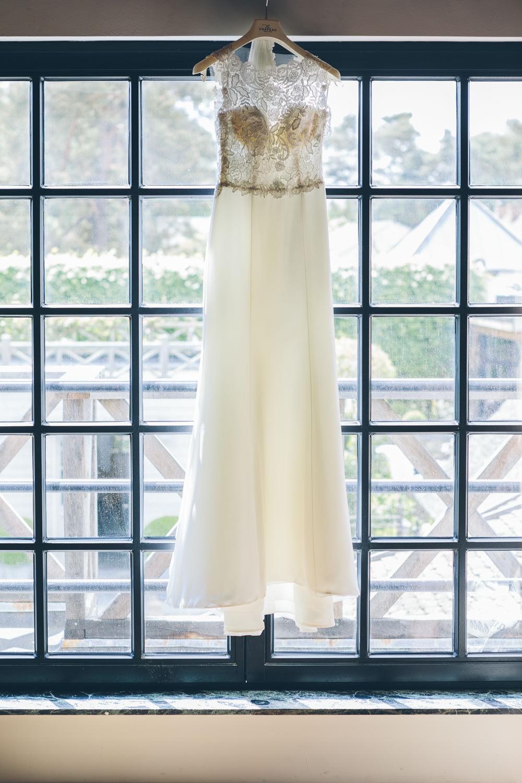 huwelijk trouwkleed