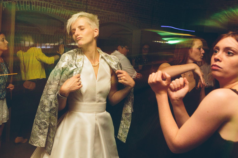 huwelijk dansvloer fien