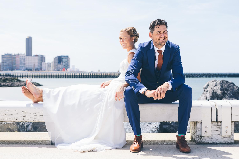 huwelijk strekdam oostende