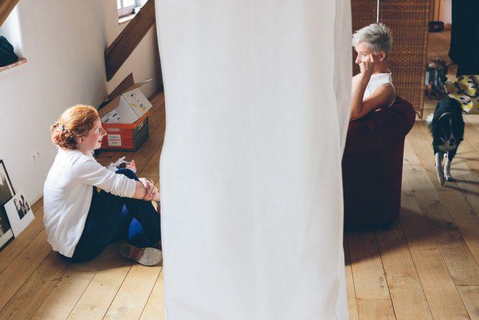 holebi huwelijk kasteel rozelaar lochristi ceremonie voorbereiding